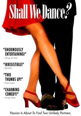 【藍光電影】談談情 跳跳舞 2004 美國 談情共舞/我們跳舞吧/Shall We Dance? 129-058