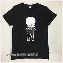 (少量) Karl Lagerfeld [現貨男童12.14.16y粉專享運優] 黑色卡爾背影短袖上衣 小童$990起