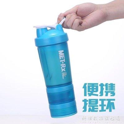 現貨/搖搖杯大容量攪拌杯健身運動奶昔杯帶刻度蛋白營養粉水杯/海淘吧F56LO 促銷價