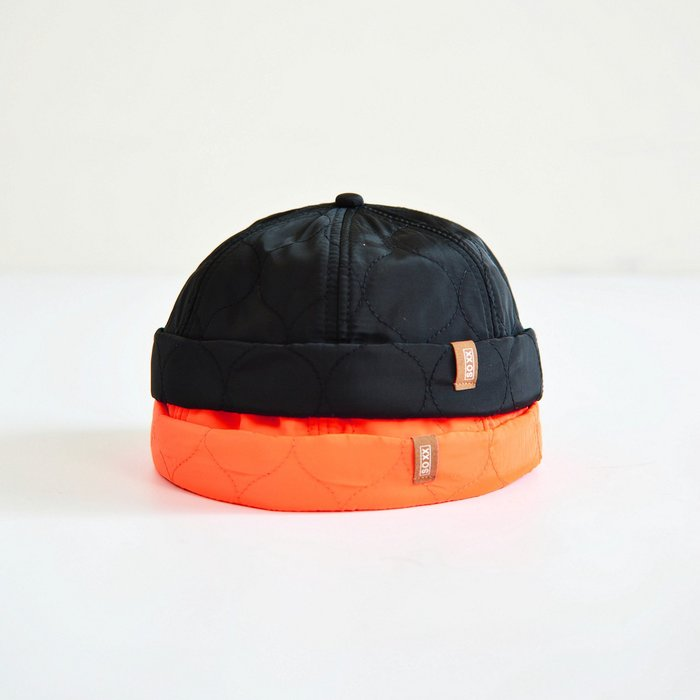 ---X10--- 高品質 2020 SS 軍風 衍縫  S縫線 防潑水 水兵帽 水手帽 M  網眼內裡