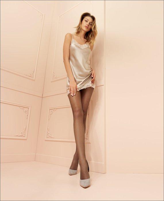 °☆就要襪☆°全新義大利國際精品 Trasparenze Katia T型無痕透明絲柔褲襪(15DEN)