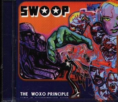 八八 - SWOOP - WOXO PRINCIPLE - CD - NEW
