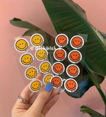 韓國 By Jane 微笑 天然 精油 口罩香氛貼 涼涼貼片 口罩貼片 口罩貼紙