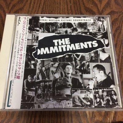 [老搖滾典藏] The Commitments (追夢者) 日版電影原聲帶