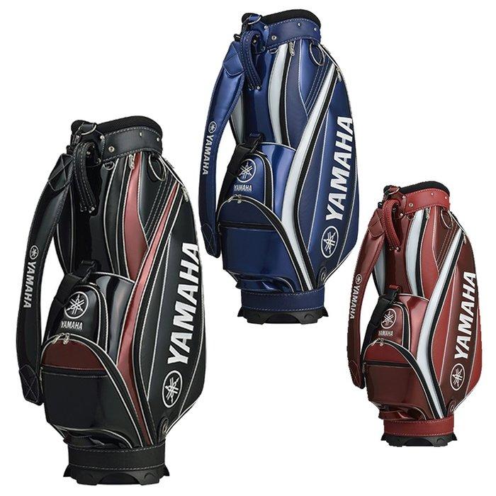 藍鯨高爾夫  超熱賣 YAMAHA 9吋高爾夫球桿袋#Y18CBAY