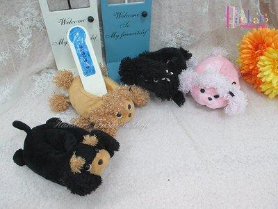 ☆[Hankaro]☆流行可愛貴賓狗玩偶造型置物盒(樣品出清)