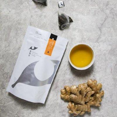 Teascovery 發現茶~熱泡立體茶包-重薑厚焙烏品嘗袋 茶包15入