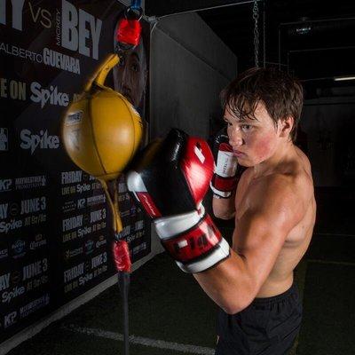【青檸yahoo】TITLE正品 FIGHTING TRI-TECH FASCINATE 拳擊泰拳手套拳套