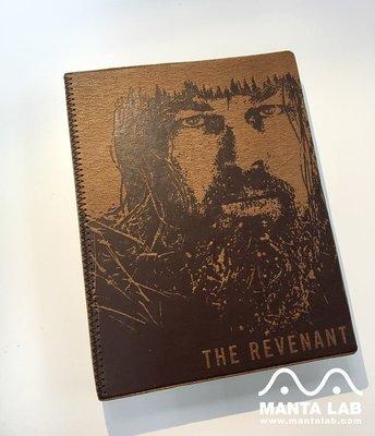 毛毛小舖--藍光BD 神鬼獵人 The Revenant 皮革套限量鐵盒版(中文字幕) 李奧納多狄卡皮歐 湯姆哈迪