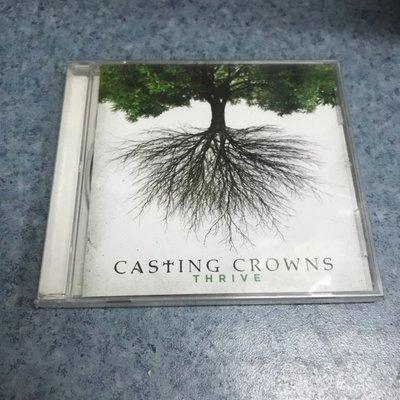 流行高清 Casting Crowns - Thrive  全新未拆封CD@ba57160