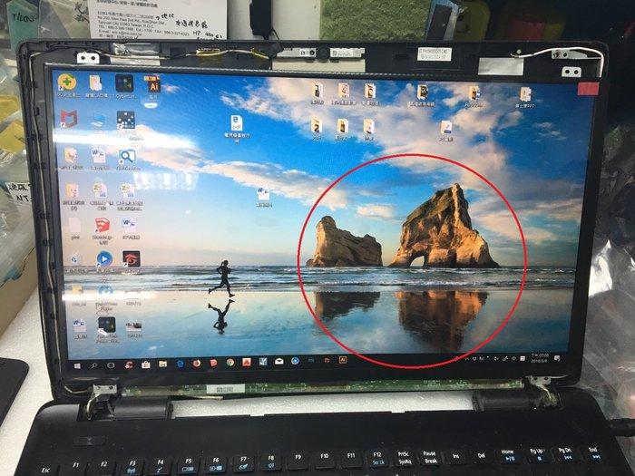 台北光華 現場安裝 筆記型電腦螢幕維修 HP 440 G1 440 G2 440 G3 液晶面板摔壞故障破裂