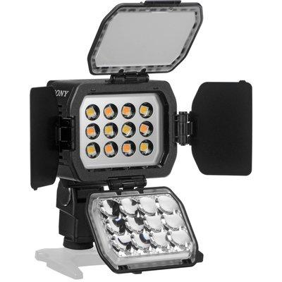 SONY HVL-LBPC LED 攝影燈 (可調亮度及色溫) (使用 L系列 或 U系列電池) 2100 Lux