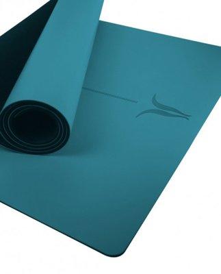 TuTu瑜珈精品╭☆NAMASTE【NM-A901 Namaskara 瑜珈墊 (5mm) - Cadet Blue】