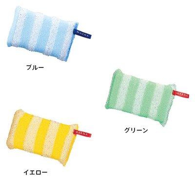 【東京速購】日本製造 MARNA Kitchen 菜瓜布 3入組 另有單個