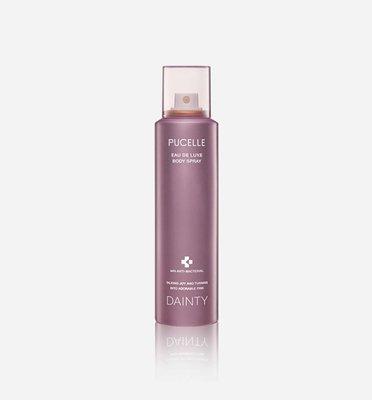 菲律賓Pucelle Eau de Luxe Body Spray Dainty 嬌俏女伶 噴霧/1瓶/150ml