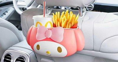 McDonald x My Melody 兩用食物飲品