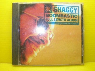 ▀ 博流挖寶館 ▀  光碟CD 夏奇 shaggy boombastic