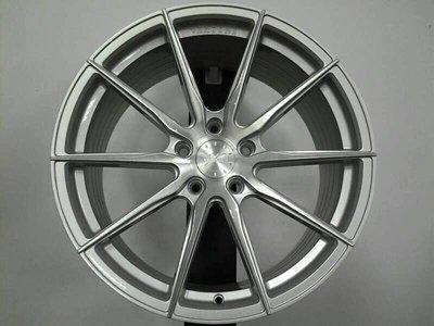美國VERTINI旋壓輕量19吋5孔112中閃銀刷髮絲紋鋁圈~RAYS OZ AMG BBS C300 E250 新北市