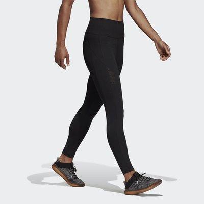 【豬豬老闆】ADIDAS HIGH-RISE 7/8 TIGHTS 黑 高腰 運動 訓練 緊身褲 女款 DU2022