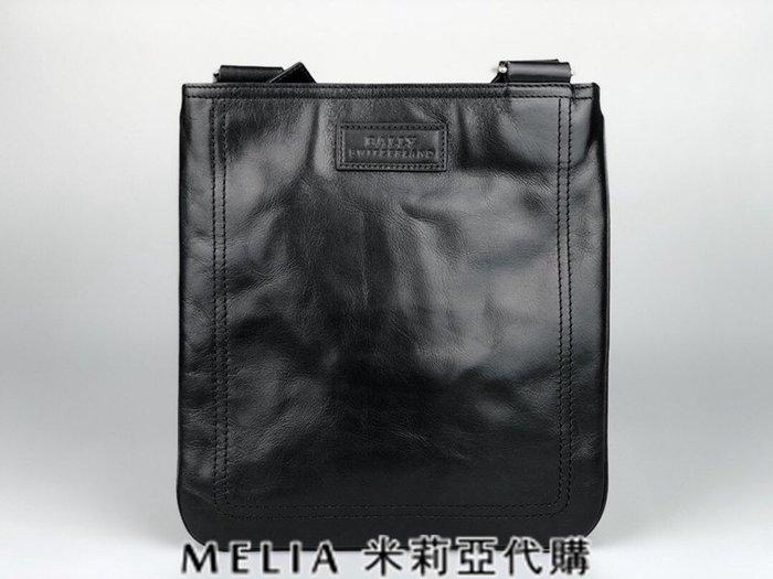 Melia 米莉亞代購 美國代買 BALLY 貝利 18ss 7月新品 男士款 經典款 單肩斜背包 郵差包