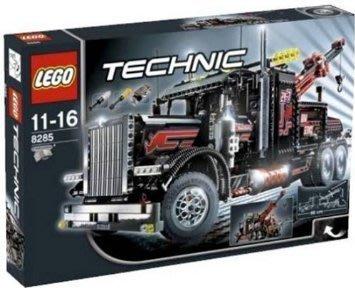 樂高 LEGO 8285 1代 銀版