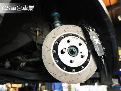 JK Racing 四活塞 煞車卡鉗組 客製金屬灰 C-HR CAMRY ALTIS SIENNA SIENTA