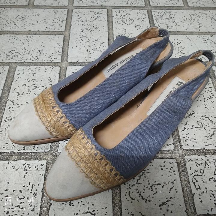 Etienne Aigner精品中跟鞋