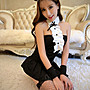 Bunny rabbit cosplay costume role play clothes,Sexy,party