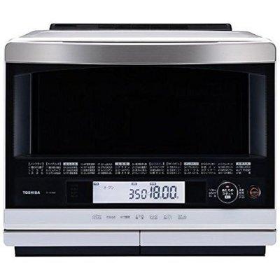 日本代購直送到府~TOSHIBA 東芝 ER-ND400 過熱蒸氣水波爐