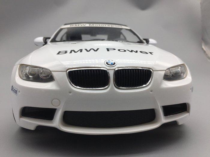 阿莎力 正版授權 1/14 BMW E92 M3 白色
