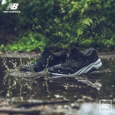 女鞋賣場 南◇2016 10月 NEW BALANCE 580 黑灰 防水 GORE-TEX 黑色 MRT580XB