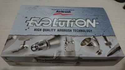 H&S Airbrush EVOLUTION SILVERLINE 2 in 1 噴筆 噴槍