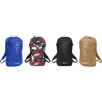【紐約范特西】預購 SUPREME SS21 Backpack 後背包 雙肩包