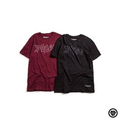 (MARVELOUS)SQUAD 2016 S/S SQUAD X Brandnu 電波短T-Shirt