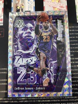 2019-20 NBA Panini Mosaic Lebron James Swagger 特卡
