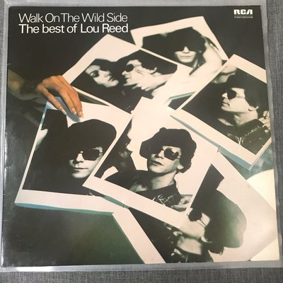 Walk On The Wild Side - The Best Of Lou Reed 1989年 英版
