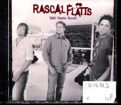 *真音樂* RASCAL FLATTS / STILL FEELS GOOD 二手 K15253 (封面底破)