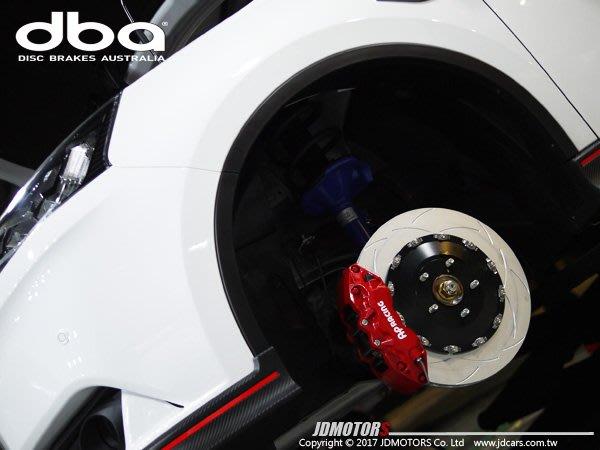 JD-MOTORS AP9040六活塞 澳洲dba全浮動380mm碟盤套裝組 納智捷 Luxgen U6