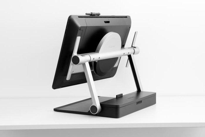 【Wacom 專賣店】Wacom Ergo Stand 可調式腳架 For DTH-2420 專用