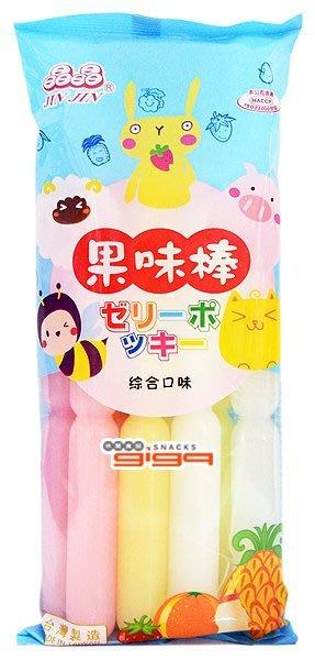 【吉嘉食品】晶晶果之棒(乳酸冰棒) 1包8入680毫升[#1]{2006}