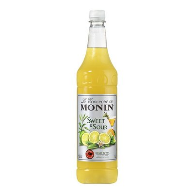 SNOW的家【訂購】Monin 糖漿-萊姆汁1L (81470053