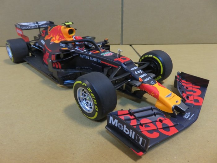 =Mr. MONK= Minichamps Redbull Racing RB15 2019