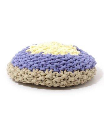 Ca4La日本製 *甜甜撞色手工編織貝蕾帽, 部落客.GRACE.花猴推薦日本熱賣款(NO.338)