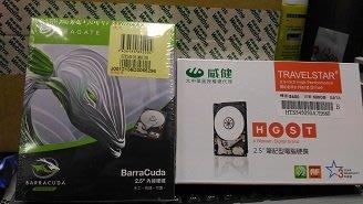 "3C-陳姐-筆電用 500G  2.5"" 內接硬碟.....NT$1100"