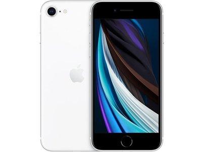 (台中手機GO) Apple iPhone SE 2020 64GB SE2 (可辦無卡分期)搭各家電信門號優惠