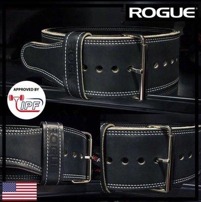 ROGUE 13MM POWERLIFTING BELT IPF認證 13mm 美國手工皮革 舉重腰帶』,售價$6,154