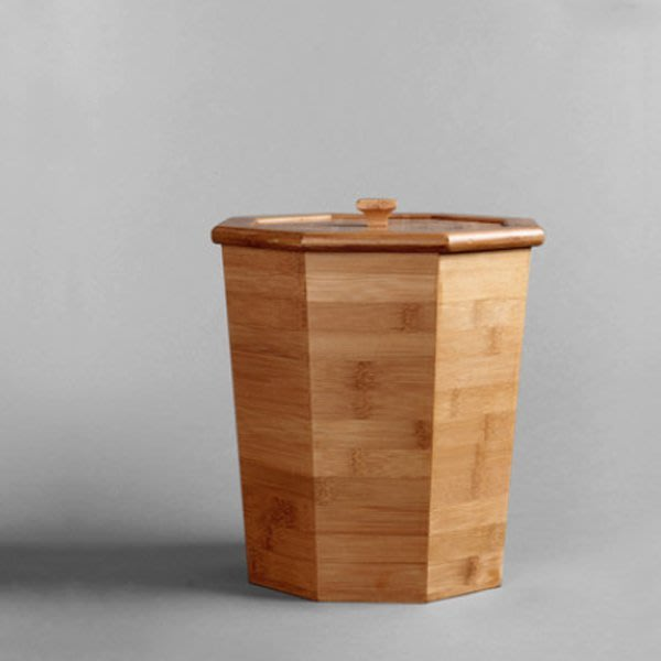 5Cgo【茗道】含稅會員有優惠44213063587 竹制茶水桶茶桶茶渣桶茶葉垃圾桶茶盤排水桶功夫茶具