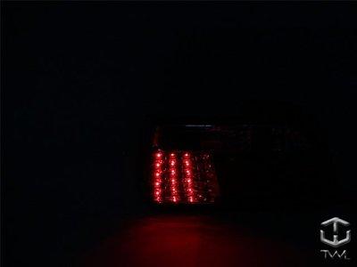 《※台灣之光※》絕版品特價全新BMW 96 93 94 95 92 97年E36 2D 2門LED晶鑽尾燈組台灣製不保固