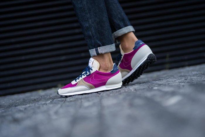 XinmOOn NIKE DAYBREAK TYPE CW7566-500 N.354 經典 慢跑鞋 卡其 紫 藍 男