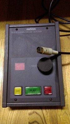 REVOX  c-126 線控器
